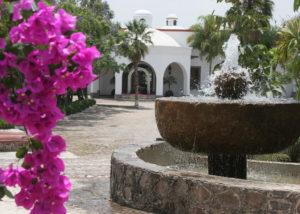 Entrada - Hotel Hacienda La Venta