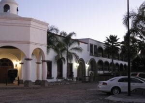 Estacionamiento - Hotel Hacienda La Venta