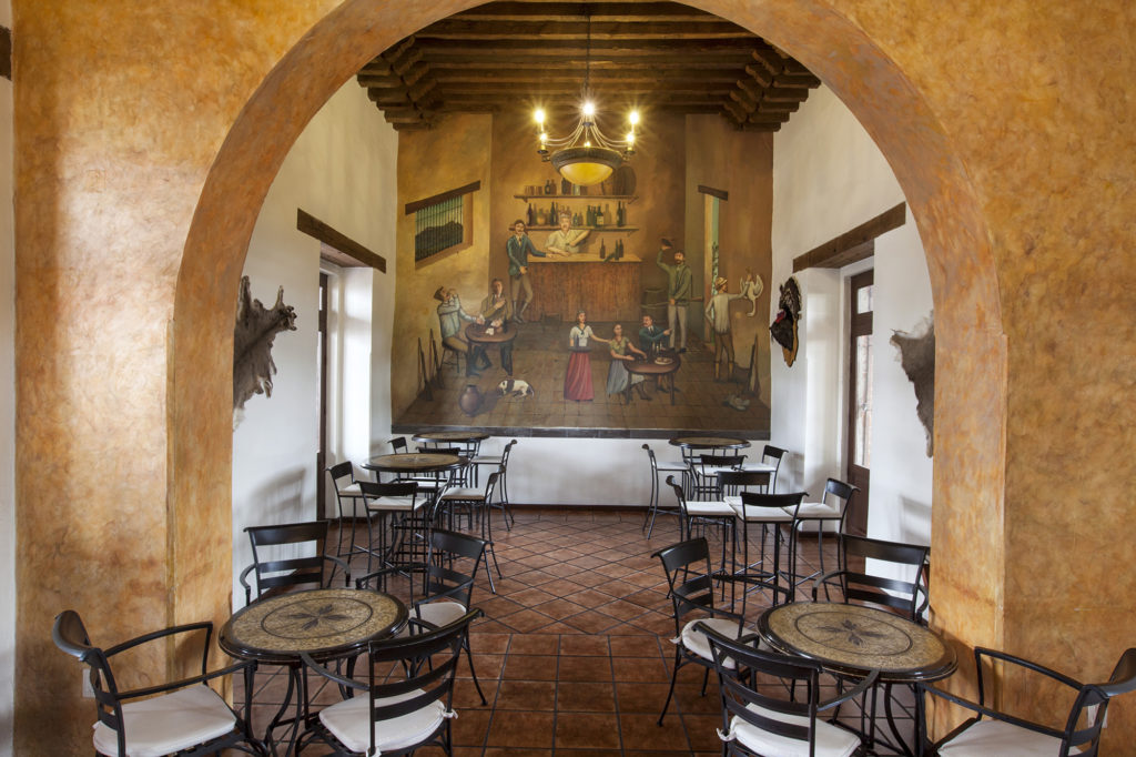 Hotel Hacienda La Venta - Restaurante
