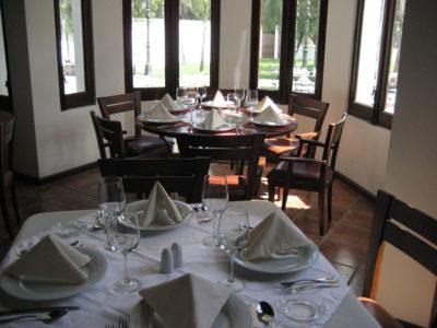 Restaurante - Hotel Hacienda La Venta