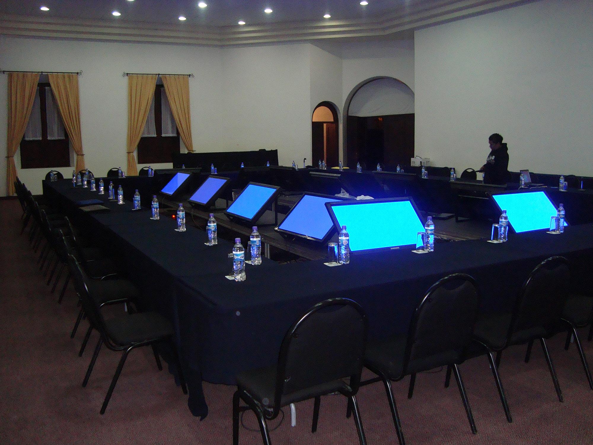 Salones para eventos - Hotel Hacienda La Venta