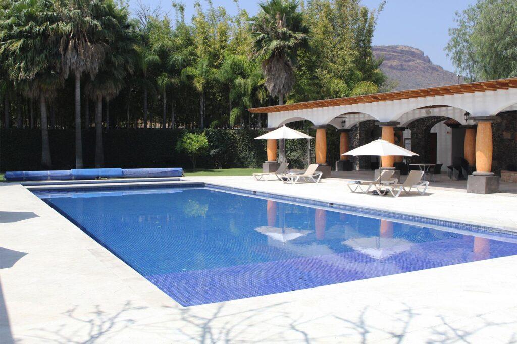 Hotel Hacienda La Venta - Alberca