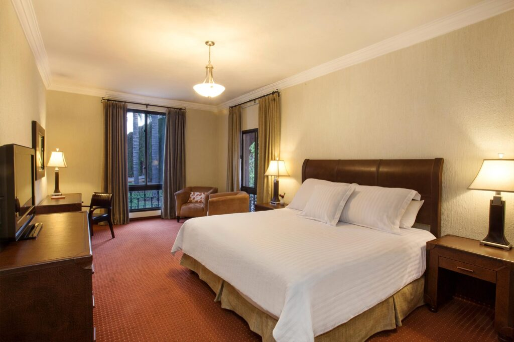 Hotel Hacienda La Venta - Habitaciones