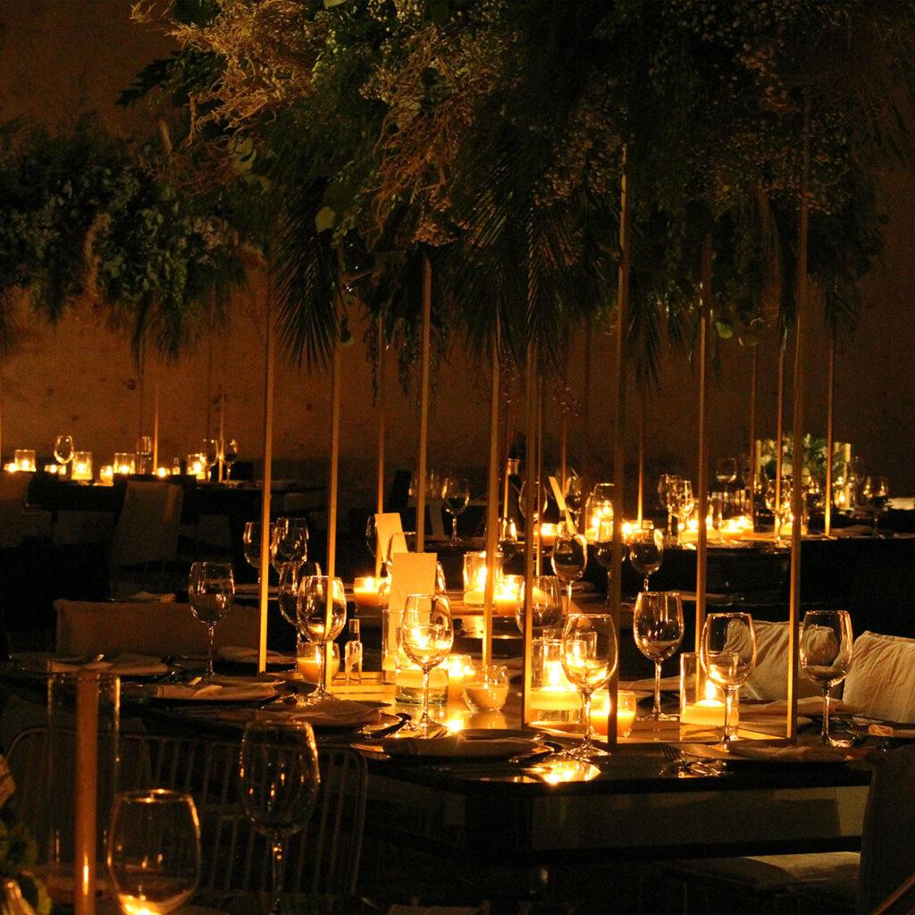 Cotice su evento con Hotel Hacienda la Venta